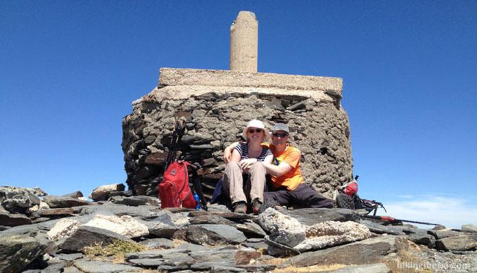 De eigenaars van hikingiberia.com