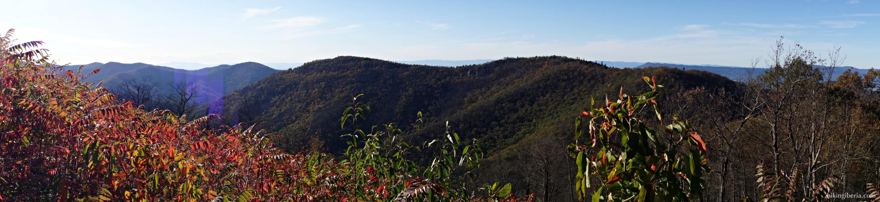 Rocky Mountain y Brown Mountain