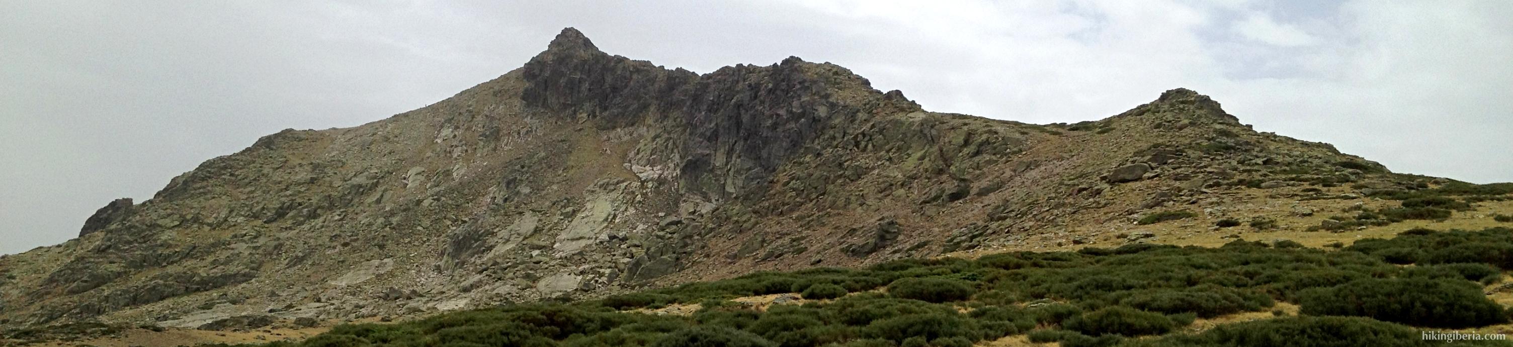 Peñalara via Cinco Lagunas