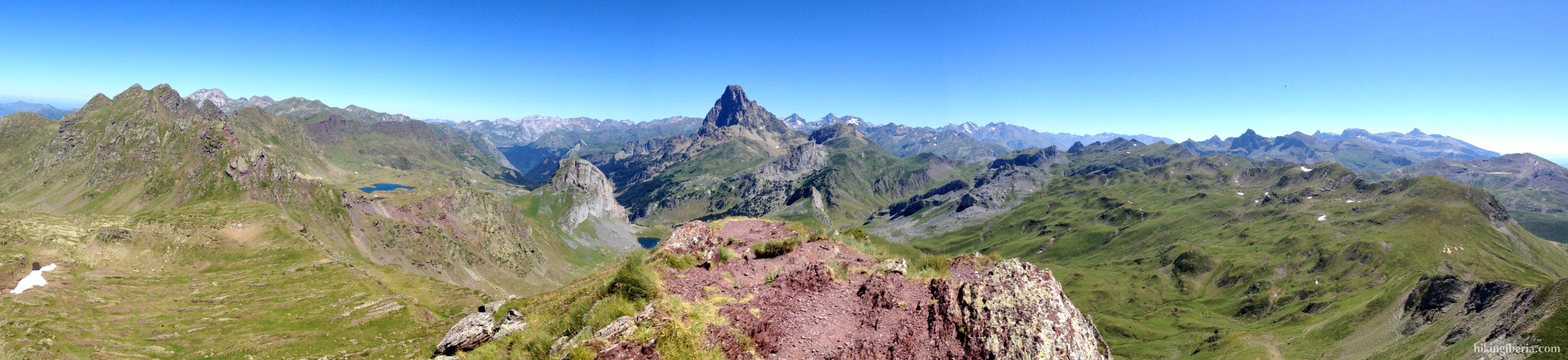 Pico de los Monjes