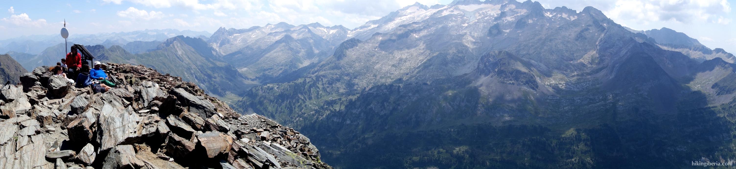 Pico de Salbaguardia