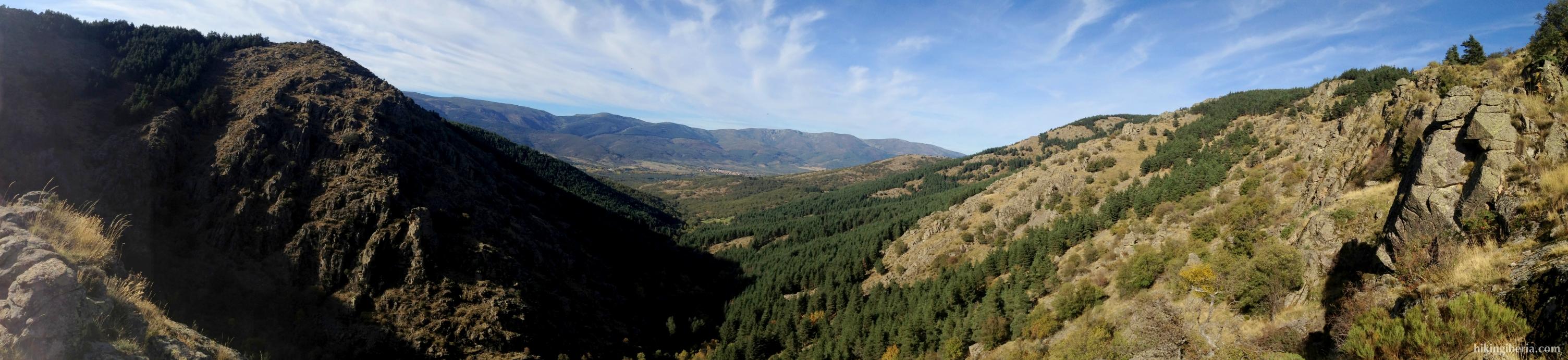 Cascade of the Purgatorio