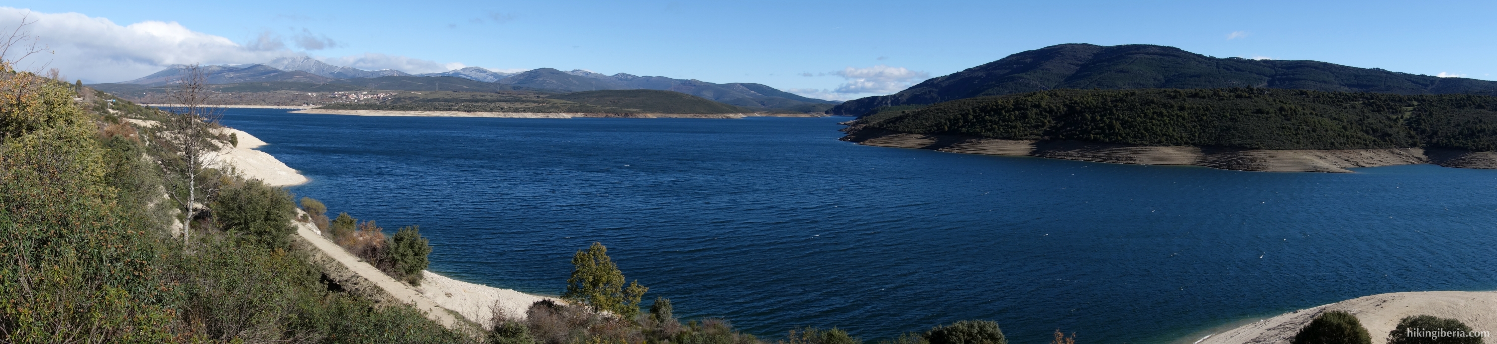 Stuwmeer van El Atazar