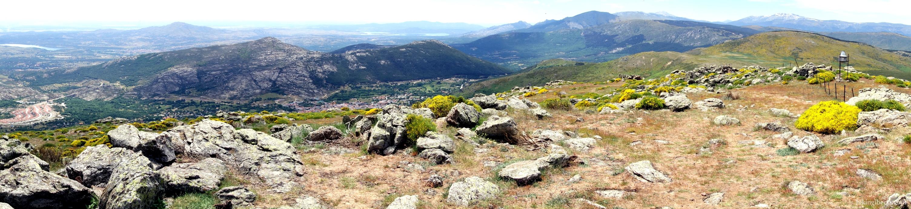 Mondalindo (korte route)