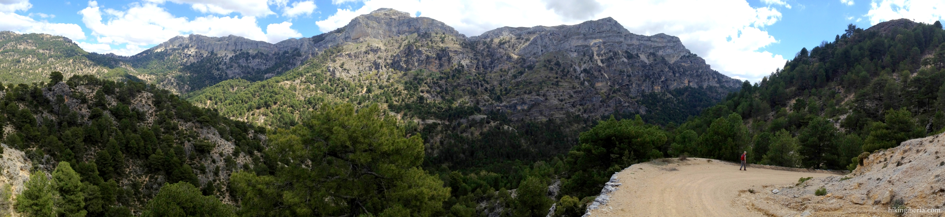 Gorge of the Guadalentín