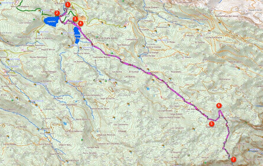 Route Jultayu