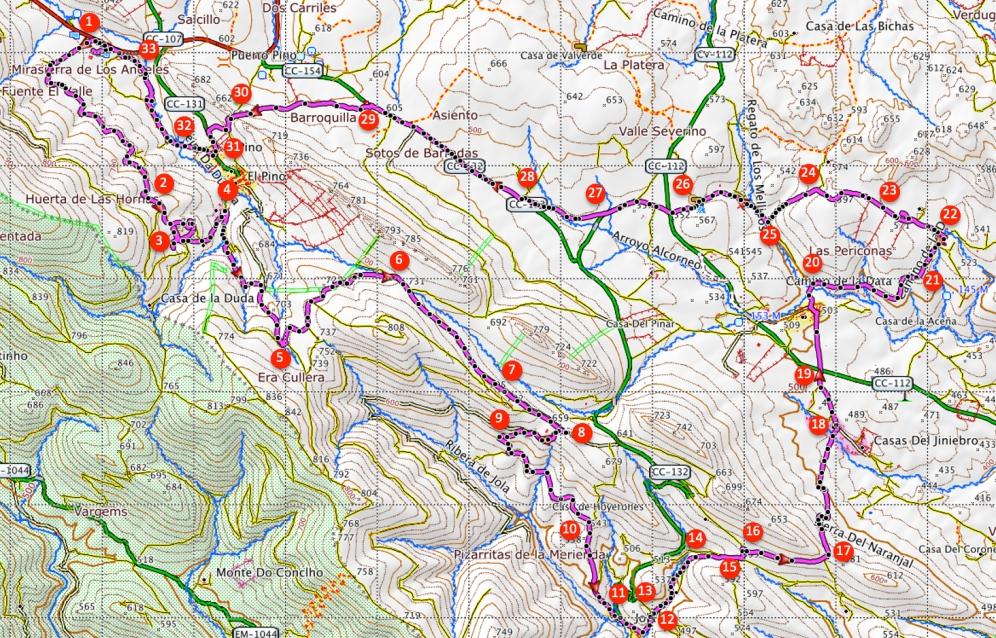 Route The Transfrontera