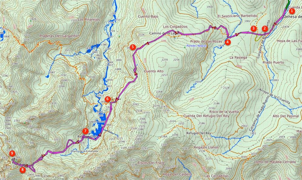 Route Almanzor