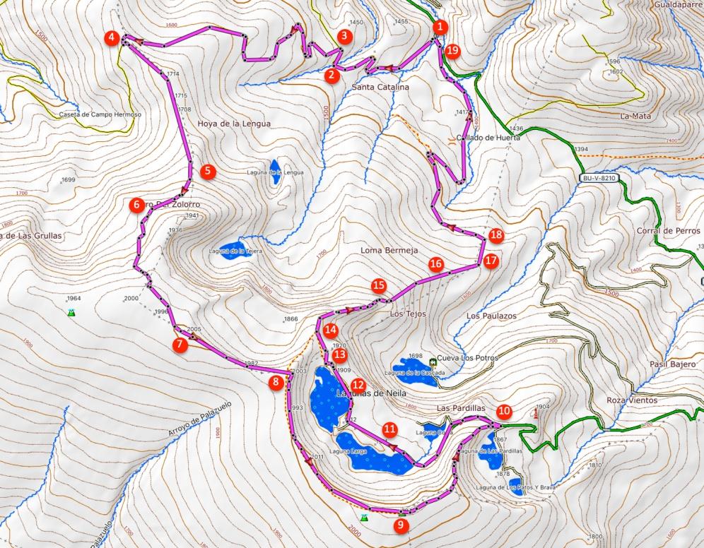 Route Campiña