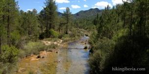 River Escabas