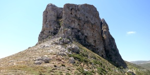 Felsen von Herrera