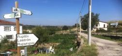 Signpost to Rupitín