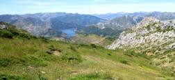 Ascent to the Collado Pedroso