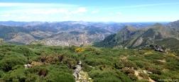 View from the Cerro Pedroso