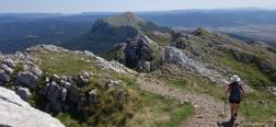 Descent from Aizkorri