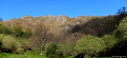 Uitzicht vanaf de Braña de Pereda
