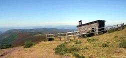 Berghut Alto del Puerto
