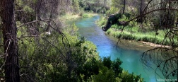 The river Cabriel