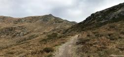 Path to Arcu Gennargentu