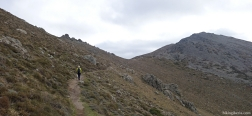 Trail to Arcu Gennargentu