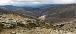 Views from Punta la Marmora