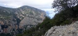 Ascent to Punta Salinas