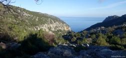 Descent to Cala Goloritzé