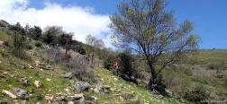 Klim naar de Loma del Abantos