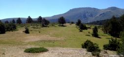 Close to the pass of Cotos