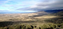 Aussicht ab der Cabeza Grande