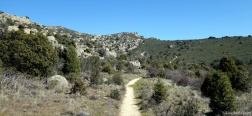 Trail to Canto Hastial