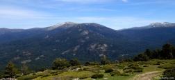 View from the Cerro de la Camorca
