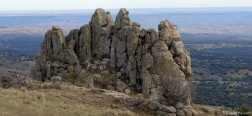 Descenso desde el Cerro de San Pedro