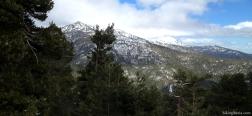 Vista hacia el Valle de La Fuenfría