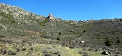 Trail to Collado Porrón