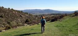 Op de terugweg naar Mataelpino