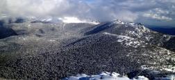 Vistas desde el Montón de Trigo