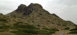 Climb to Peñalara