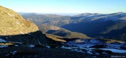 Uitzicht vanaf Peñalara