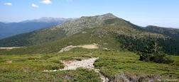 Abstieg zum Collado de Tirabarra