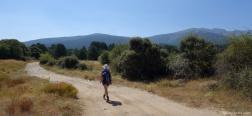 Op de GR-88 via La Zarzuela