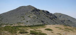 Aufstieg zu La Pinareja