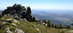 Second peak Siete Picos