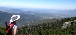 Climb to Siete Picos