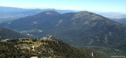Vista desde el Segundo Pico de Siete Picos
