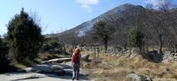 En el camino de los tres hermitaños