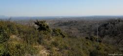 Uitzicht vlakbij de Silla de Felipe II