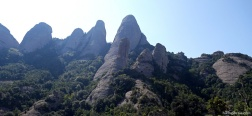 DIe Agujas von Montserrat