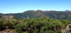 Uitzicht vanaf de Alto de los Cotorros