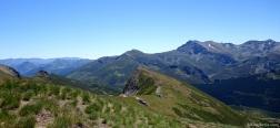 View from the Alto de Valdeloso